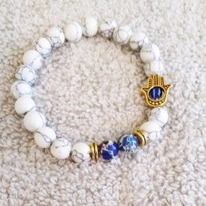 Hand of Fatima - Evil Eye - Protection Bracelet.…